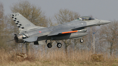 MM7255 - General Dynamics F-16A Fighting Falcon - Italy - Air Force