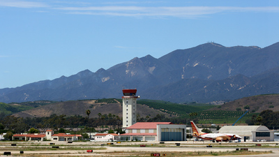 KSBA - Airport - Airport Overview