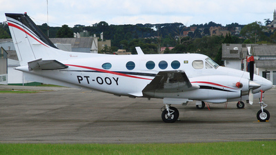 PT-OOY - Beechcraft C90 King Air - Private