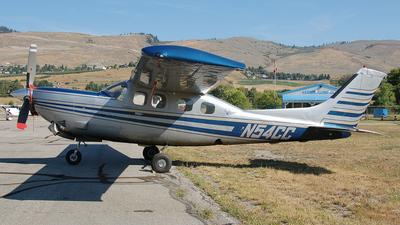 A picture of N54CC - Cessna P210N - [P21000360] - © John Olafson