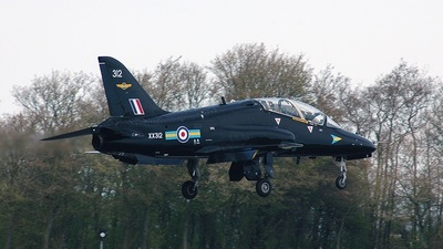XX312 - British Aerospace Hawk T.1W - United Kingdom - Royal Air Force (RAF)