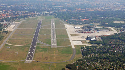EDDT - Airport - Airport Overview
