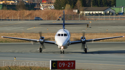 SE-LHC - British Aerospace Jetstream 31 - DirektFlyg