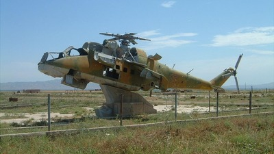 03 - Mil Mi-24 Hind - Russia - Army