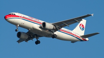 B-2201 - Airbus A320-214 - China Eastern Airlines