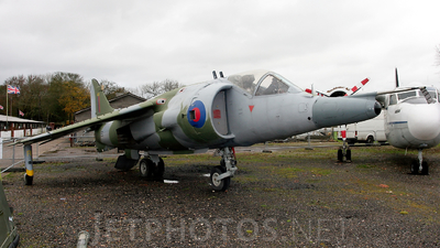 XV751 - Hawker Siddeley Harrier GR.3 - United Kingdom - Royal Air Force (RAF)