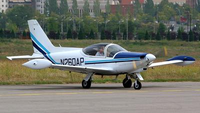 N260AP - SIAI-Marchetti SF260D - Private