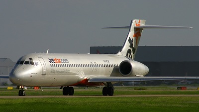 VH-VQK - Boeing 717-231 - Jetstar Airways