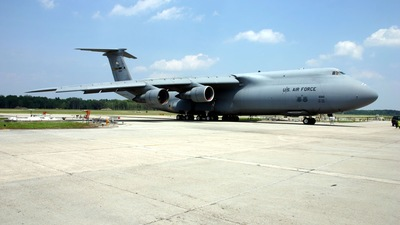 5010 - Lockheed C-5 Galaxy - United States - US Air Force (USAF)