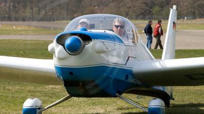 D-KNAT - Scheibe SF.25C Falke - Private