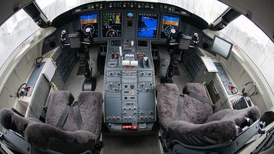 N769CC - Bombardier CL-600-2B16 Challenger 605 - Bombardier Aerospace