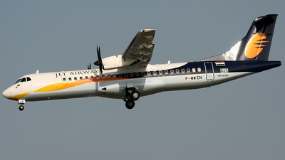F-WWEN - ATR 72-212A(500) - Jet Airways