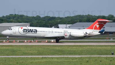 N9333 - McDonnell Douglas DC-9-31 - Northwest Airlines