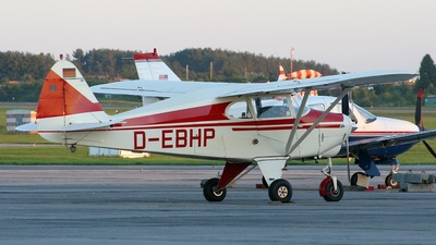 D-EBHP - Piper PA-22-150 Tri-Pacer - Untitled