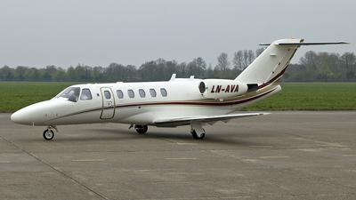LN-AVA - Cessna 525A CitationJet 2 - Bergen Air Transport