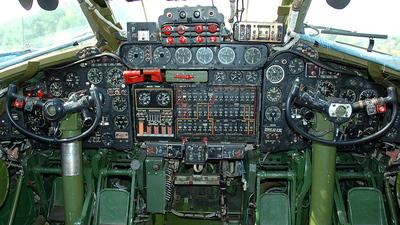 53 - Tupolev Tu-95 Bear - Soviet Union - Air Force