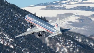 N614AA - Boeing 757-223 - American Airlines