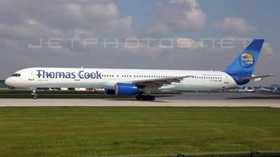 G-JMAB - Boeing 757-3CQ - Thomas Cook Airlines