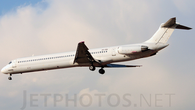 UR-CDQ - McDonnell Douglas MD-82 - Zagros Airlines (Khors Aircompany)