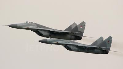 18101 - Mikoyan-Gurevich MiG-29 Fulcrum - Serbia - Air Force