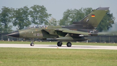 43-58 - Panavia Tornado IDS - Germany - Air Force