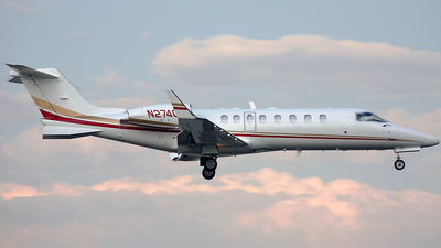 N274CZ - Bombardier Learjet 45 - Private