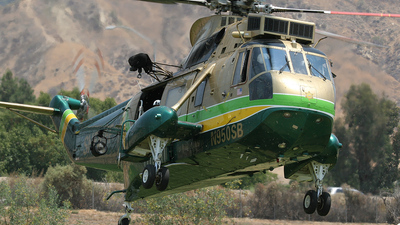 N950SB - Sikorsky SH-3H Sea King - United States - Los Angeles County Sheriff