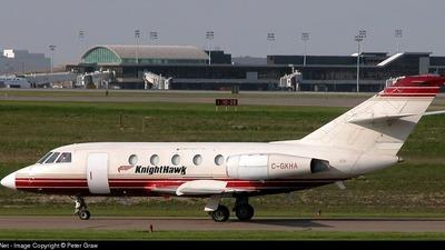 C-GKHA - Dassault Falcon 20C - KnightHawk Air Express