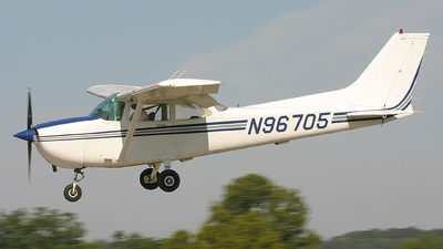 N96705 - Cessna 172P Skyhawk II - Riverside Flight Center