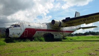 PK-VTP - Transall C-160 - Manunggal Air