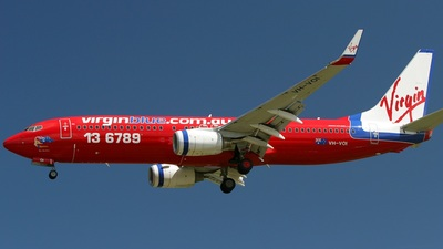 VH-VOI - Boeing 737-81Q - Virgin Blue Airlines