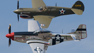 NL751RB - North American P-51D Mustang - Leestown Aviation
