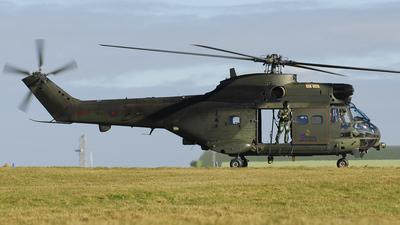 XW211 - Westland Puma HC.1 - United Kingdom - Royal Air Force (RAF)