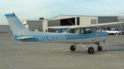 A picture of N24288 - Cessna 152 - [15280196] - © Steve Gonzales