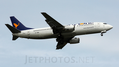EI-CWX - Boeing 737-4Y0 - Air One