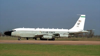 62-4125 - Boeing RC-135W Rivet Joint - United States - US Air Force (USAF)