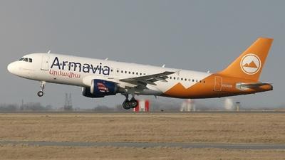 EK-32009 - Airbus A320-211 - Armavia