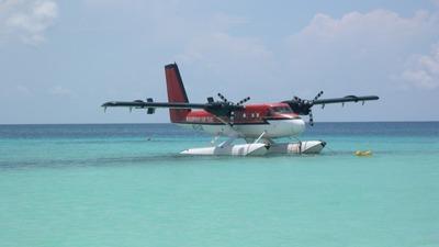 8Q-CSL - De Havilland Canada DHC-6-300 Twin Otter - Maldivian Air Taxi
