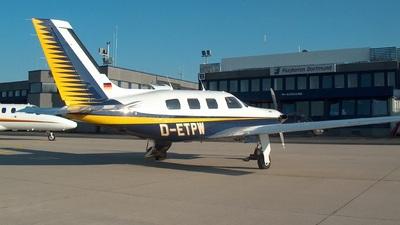 D-ETPW - Piper PA-46-310P Malibu - Private
