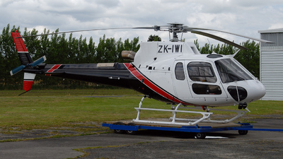 A picture of ZKIWI - Airbus Helicopters H125 - [3413] - © Colin Hunter