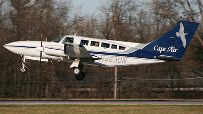 N4630N - Cessna 402C - Cape Air