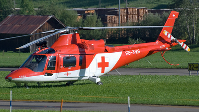 HB-XWH - Agusta A109K2 - REGA - Swiss Air Ambulance