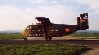 G454 - Short SC-7 Skyvan - Ghana - Air Force