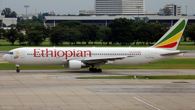 ET-ALL - Boeing 767-3BG(ER) - Ethiopian Airlines