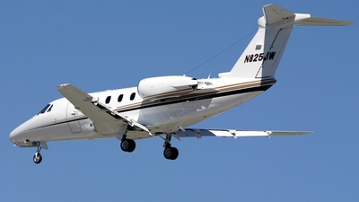 N825JW - Cessna 650 Citation III - Private