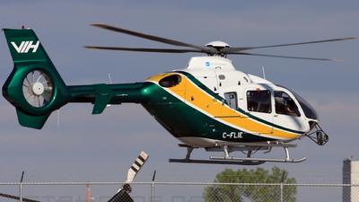C-FLIE - Eurocopter EC 135P2 - VIH Helicopters