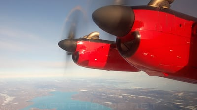 OY-CBT - De Havilland Canada DHC-7-103 Dash 7 - Air Greenland