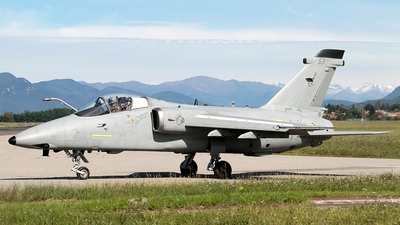 MM7168 - Alenia/Aermacchi/Embraer AMX - Italy - Air Force