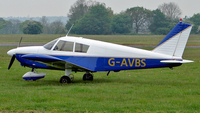 A picture of GAVBS - Piper PA28180 - [283938] - © Robert Beaver
