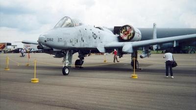 79-0082 - Fairchild OA-10A Thunderbolt II - United States - US Air Force (USAF)